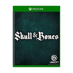 Novo: Jogo Skull & Bones (Pré-Venda) - Xbox One