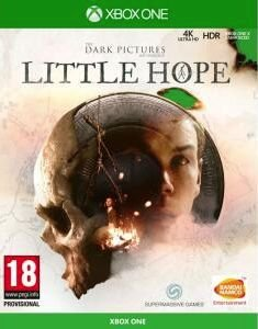 Novo: Jogo The Dark Pictures: Little Hope (Pré-Venda) - Xbox One