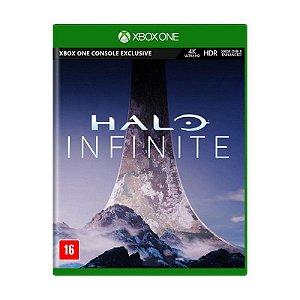 Novo: Jogo Halo Infinite (Pré-Venda) - Xbox One