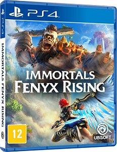 Jogo Immortals - Fenix Rising - PS4