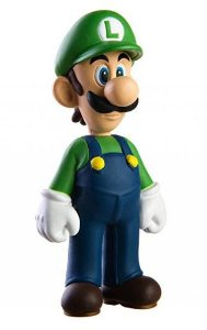 Novo: Super Mario Super Size Figure Collection: Luigi