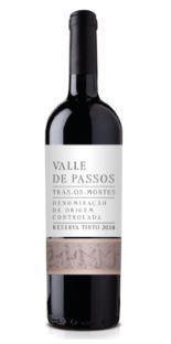 Vinho Tinto Valle De Passos Reserva Tinto