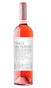 Vinho Rosé Valle De Passos