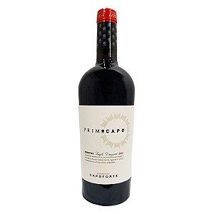 Vinho Tinto Primitivo Primocapo