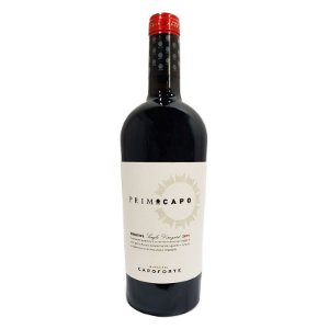Vinho Tinto Primitivo Masseria Capoforte