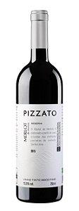 Vinho Tinto Pizzato Merlot Reserva 2017
