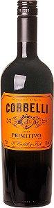 Vinho Tinto Corbelli Primitivo di Puglia IGT