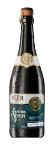 Alem Bier Selvatica Stout - 750ml