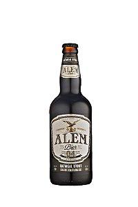 Alem Bier Cerveja Forte tipo Oatmeal Stout - 500ml