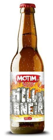 Cerveja Motim Hell de Janeiro 355ml