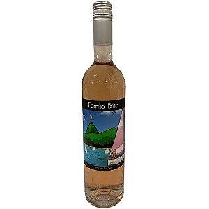 Vinho Família Brito Rosé 2020