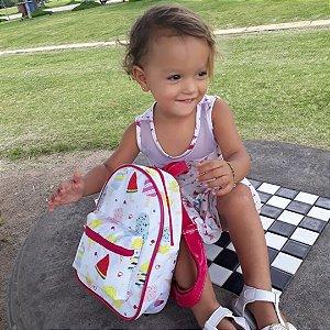 Mochila Bolsa de Passeio Baby Girl