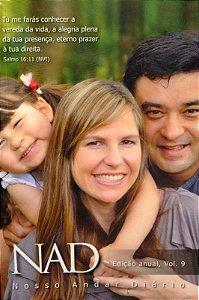 Livro NAD - Nosso Andar diário |Vol.9|