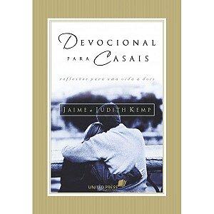 Livro Devocional para Casais