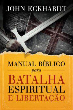 Livro Manual Bíblico para Batalhas Espirituais