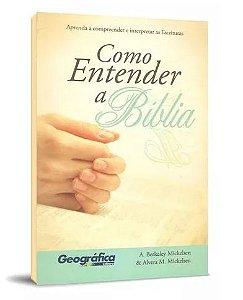 LIVRO COMO ENTENDER A BÍBLIA