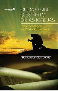 LIVRO OUÇA O QUE O ESPIRITO DIZ ÀS IGREJAS