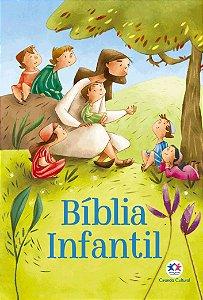 BÍBLIA INFANTIL ILUSTRADA