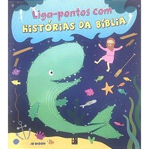 LIVRO LIGA PONTOS COM HISTORIAS DA BIBLIA