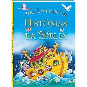 LIVRO MEU LIVRINHO DE HISTORIAS DA BIBLIA