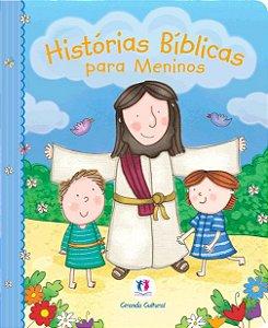 HISTORIAS BIBLICAS PARA MENINOS