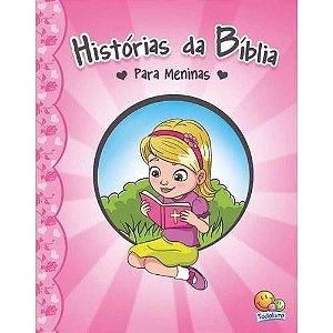 LIVRO HISTORIAS DA BIBLIA PARA MENINAS