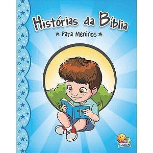 LIVRO HISTORIAS DA BIBLIA PARA MENINOS