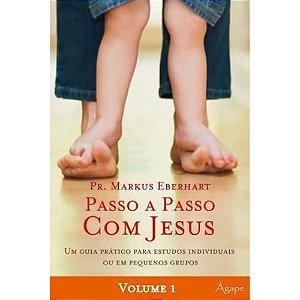 LIVRO PASSO A PASSO COM JESUS VOL 1