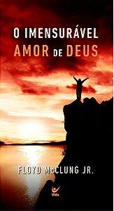LIVRO O IMENSURAVEL AMOR DE DEUS EDICAO DE BOLSO