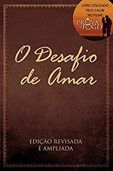 LIVRO O DESAFIO DE AMAR