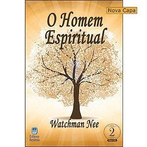 LIVRO O HOMEM ESPIRITUAL VOL 2