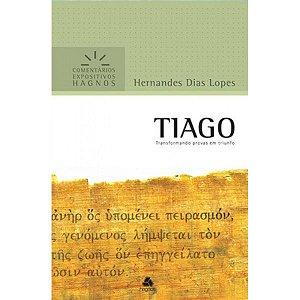 LIVRO TIAGO COMENTARIOS EXPOSITIVOS