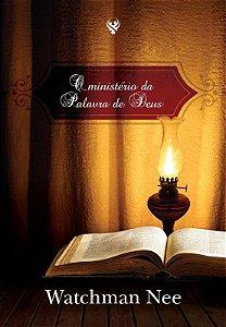 LIVRO O MINISTERIO DA PALAVRA DE DEUS