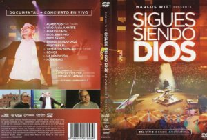 DVD MARCOS WITT SIGUES SIENDO DIOS