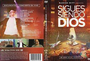 DVD MARCOS WITT SIGUES SIENDO DIOS