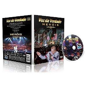 DVD VOZ DA VERDADE HEROIS