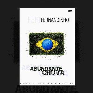 DVD FERNANDINHO ABUNDANTE CHUVA