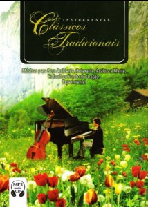 CD MP3 INSTRUMENTAL CLASSICOS TRADICIONAIS