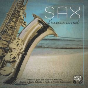 CD MP3 INSTRUMENTAL SAX