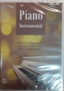 CD MP3 INSTRUMENTAL PIANO