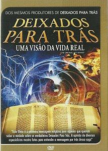 DVD DEIXADOS PARA TRAS UMA VISAO DA VIDA REAL
