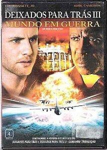DVD DEIXADOS PARA TRAS III MUNDO EM GUERRA