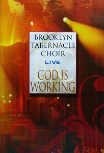 DVD BROOKLYN TABERNACLE CHOIR LIVE