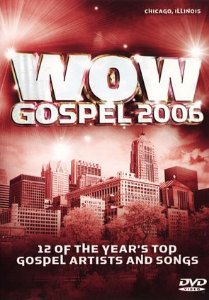 DVD WOW GOSPEL 2006