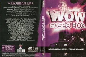 DVD WOW GOSPEL 2003