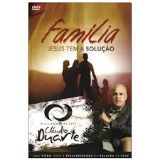 DVD FAMILIA JESUS TEM A SOLUCAO