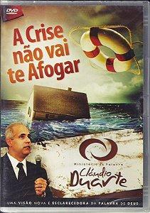 DVD A CRISE NAO VAI TE AFOGAR