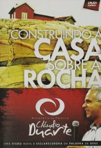 DVD CONSTUINDO A CASA SOBRE A ROCHA