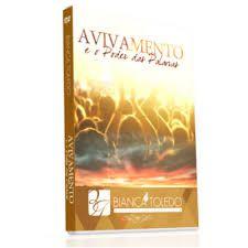 DVD AVIVAMENTO E O PODER DAS PALAVRAS