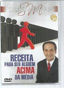 DVD RECEITA PARA SER ALGUEM ACIMA DA MEDIA